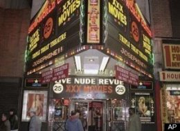 Adult establishment Times Square