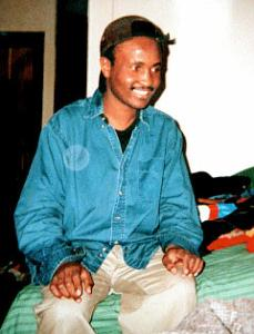 Amadou Diallo. (Photo courtesty of Daily News).