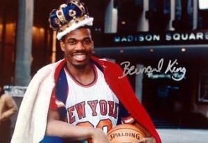The scoring King.