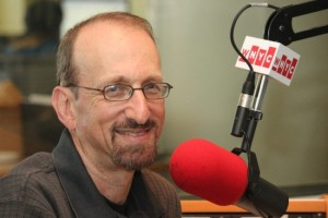Brian Lehrer. Photo credit to  blog.artandwriting.org