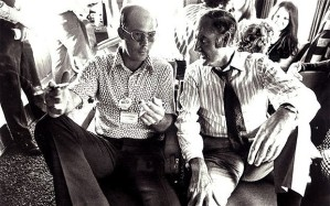 Fear and Loathing on the Campaign Trail, with George McGovern.
