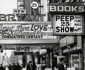 times square in the 70s pbs