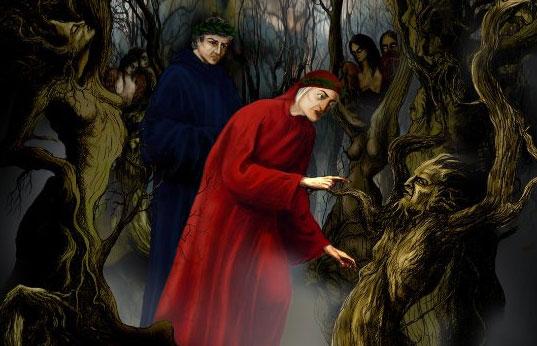Virgil Dantes Inferno Guides Associat...