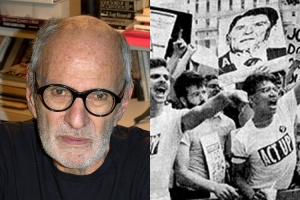 Larry Kramer. Image by Salon.