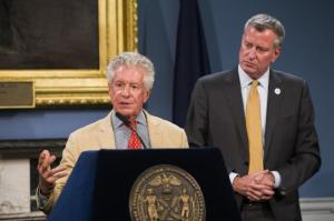 Emery was appointed by Mayor de Blasio to chair the Civilian Complaint Review Board. (Photo by Daily News.)