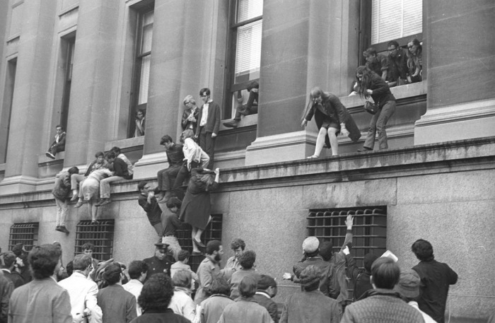 Columbia 1968 protests