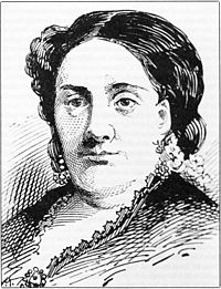 Madame Restell. (Wiki Commons)