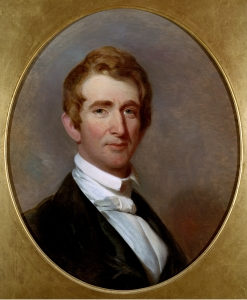 William Seward, governor of New York from 1839-1842.