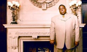 Biggie Smalls for Mayor, the rap slayer...