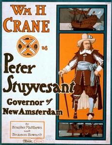 Peter Stuyvesant Peg Leg Pete